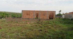 TERRENO 1.000 M2 Casa em Construção – REF. 109